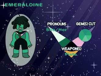 Emeraldine by CarouselKid