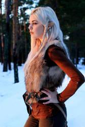 Dovahkiin 3 - Skyrim by Mirish