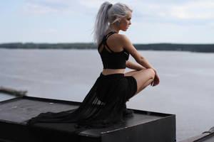 Black Cat 2 - stock by Mirish