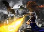 Fire And Blood by Mirish