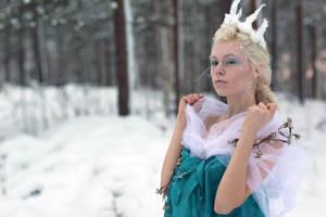 Ice Queen - stock 4 by Mirish
