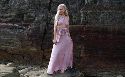 Daenerys Targaryen - Stock 2 by Mirish