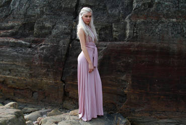 Daenerys Targaryen - Stock 7 by Mirish