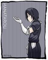 Bleach - Hanatarou by sw