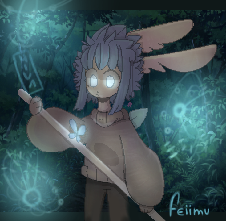 This is why i am scared of butterflies by baikazu