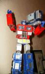 Optimus Rocks out by Hyrox816