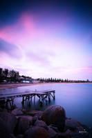 Horseshoe Bay by Aquilapse
