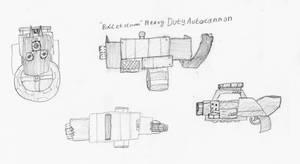 Big Ass Guns and Stuff by baratus93