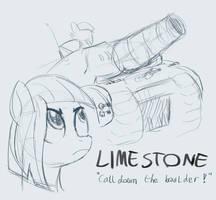 Advance Wars: Limestone Pie CO by baratus93