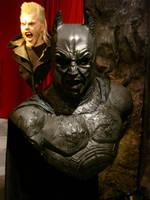 demon Batman by BobbyC1225