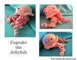 Cupcake the Jellyfish by Lechau