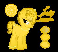 Adoptable: Lady Lemon SOLD by NoReasonToHope