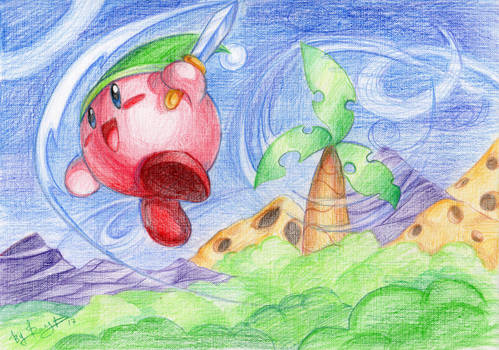 Kirby sword by MNIMOREA