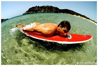 surfer by acidropstudio