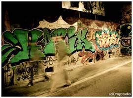 barcelona.. by acidropstudio