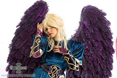 Magic princess by lelistar