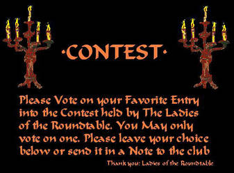 LOTRT- Let It Snow Contest by ladiesoftheroundtabl