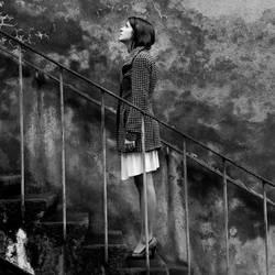 L'Escalier by gaelsacre