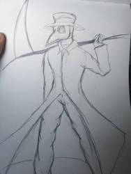 Grim Reaper by SavoryHarp