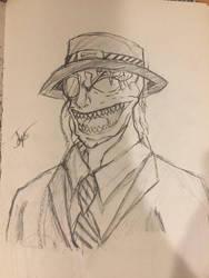 Madman by SavoryHarp
