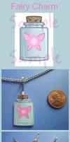 Fairy Charm by VickyViolet