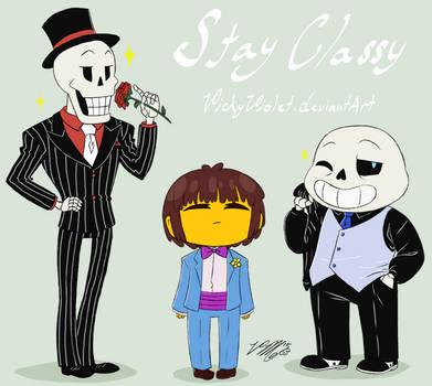 Suits by VickyViolet
