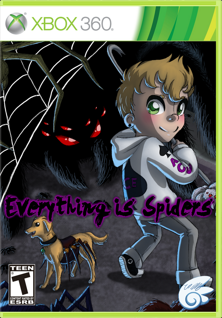 EiS XBox Cover by VickyViolet