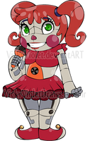 Circus Baby by VickyViolet