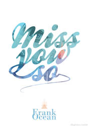 Miss You So by Incorrect-Password