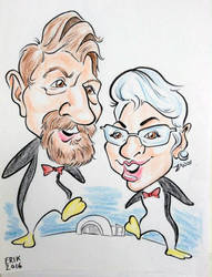 The Bogans by IllustratorErik