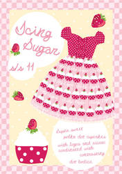 Sweet Cupcake Dress Concept by decora-rockstar
