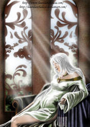 Ewin Angelical by Lauralanthalasa
