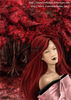 Red Soul - edit- by Lauralanthalasa