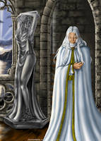 Kyrum the dragon by Lauralanthalasa