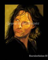 Aragorn by Lauralanthalasa