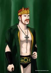King Sheamus by nimtaril