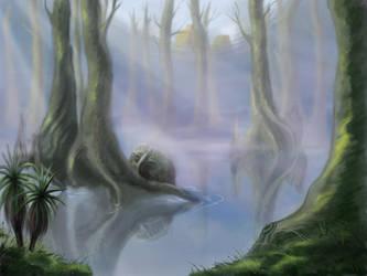 swamp by wxtpop