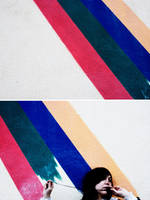 between lines by misspaperclip