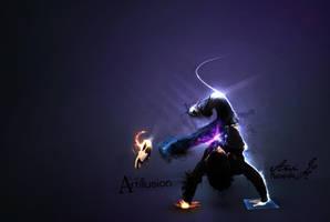 Dancer4$ by Artillusion