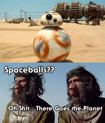 Spaceballs?? by Brian-Snook