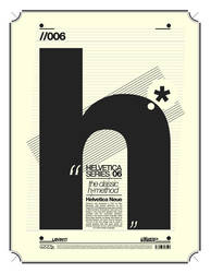 Helvetica Science Series 006 by LouieHitman