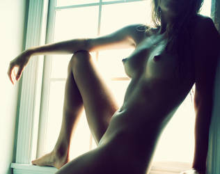 Window Repose by AbigailCharlise