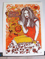 Stoned From The Underground Poster by Johannahoj