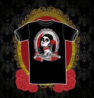 Room Service T-shirt Design by Johannahoj