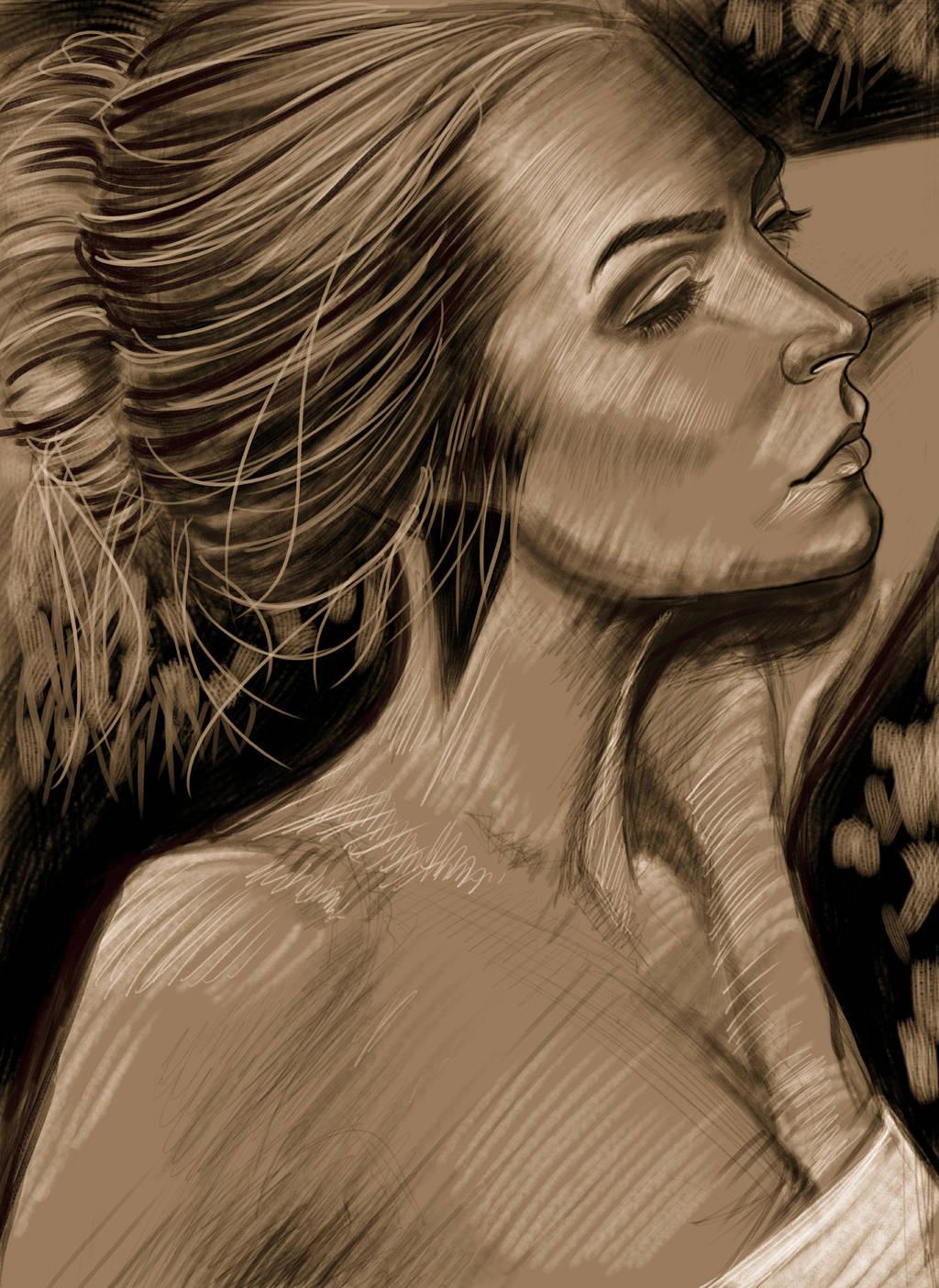 Digital sketch by Johannahoj