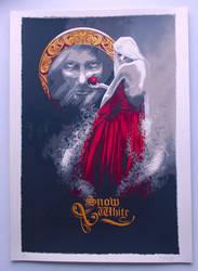 Snow White by Johannahoj