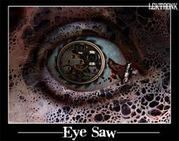 Eye Saw by Lektronk