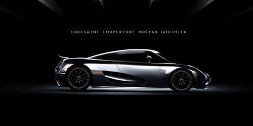 Koenigsegg Agera R by ToussaintLouverture