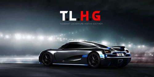 Koenigsegg Agera R Biofuel by ToussaintLouverture