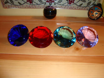 My Emeralds by 6SeaCat9